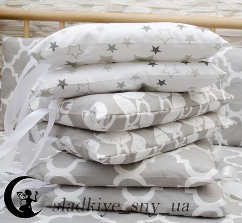 Постельное для детской кроватки
