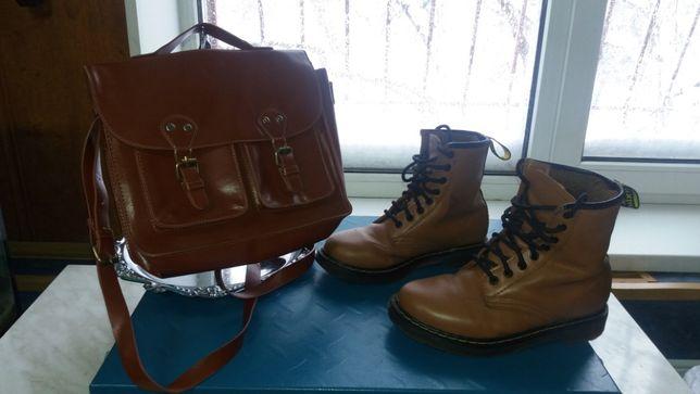 Комплект:ботинки+сумка