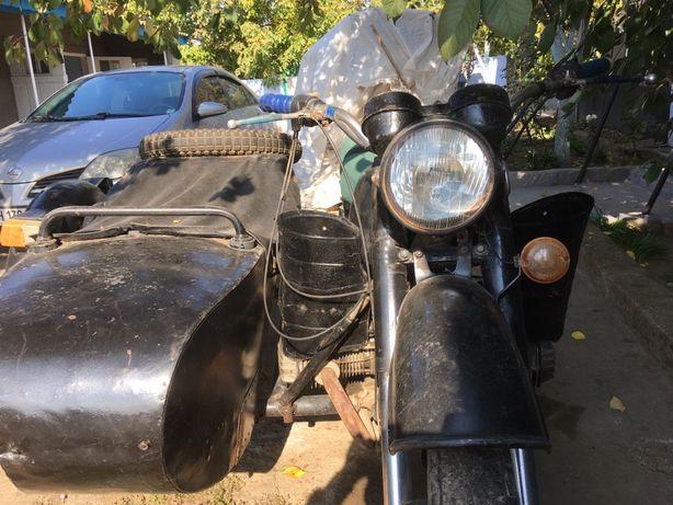 Продам мотоцикл МТ-11