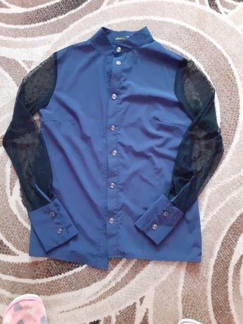 Рубашка блуза рубашка