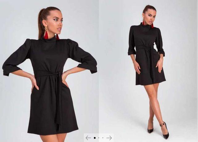 Платье Karree черное