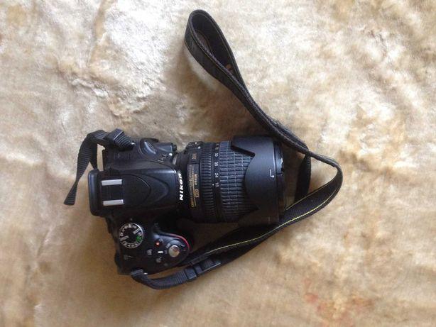 Фотоапарат Nikon D5100