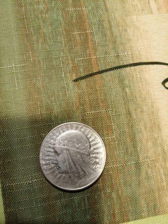 Sprzedam monetę 10 zł z 1932 r