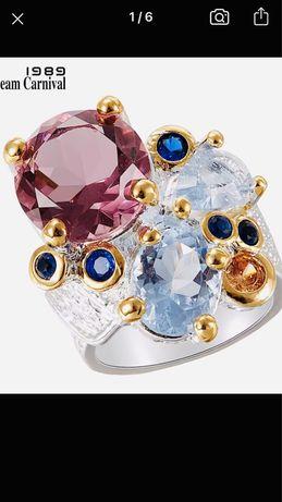 Продам шикарное кольцо