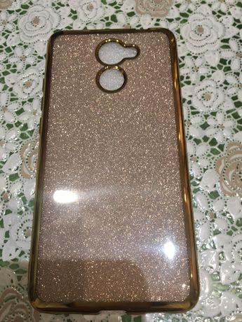 Huawei Y7 Бампер силиконовый
