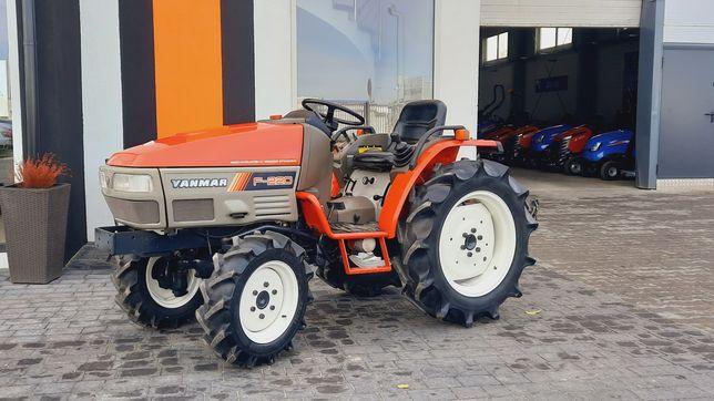 Yanmar F-220, Mini traktor,glebogryzarka Sadowniczy JAPAN TRAK