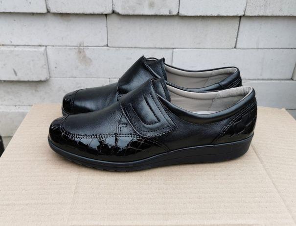 Кожаные туфли лоферы ботинки ARA Harvard 41 р. Оригинал