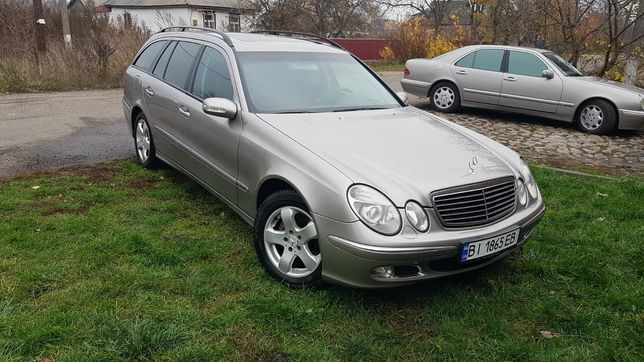 Mercedes-Benz w211 e320
