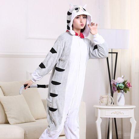 Кигуруми пижама Кот Чи Тоторо Спуки Пантера кегуруми кенгуруми кегирум