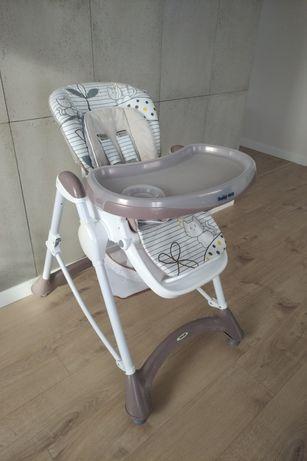Krzesełko fotel do karmienia Baby Mix