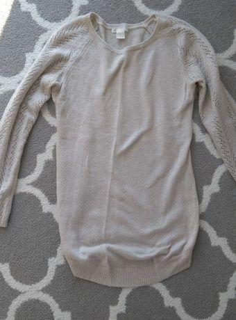 Sweter ciążowy hm