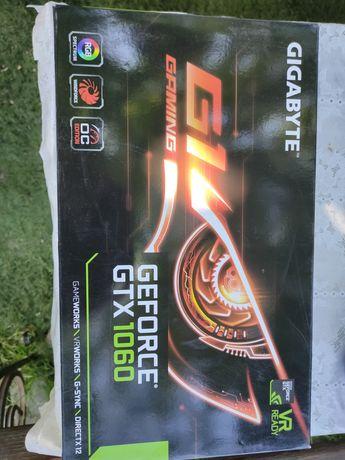 Продам відеокарти Gigabyte 1060 6gb G1 GAMING