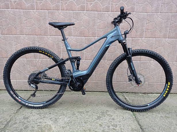 E-bike Bergamont 29er. Рама XL. Пробіг 230 км. Як новий. Trek giant.