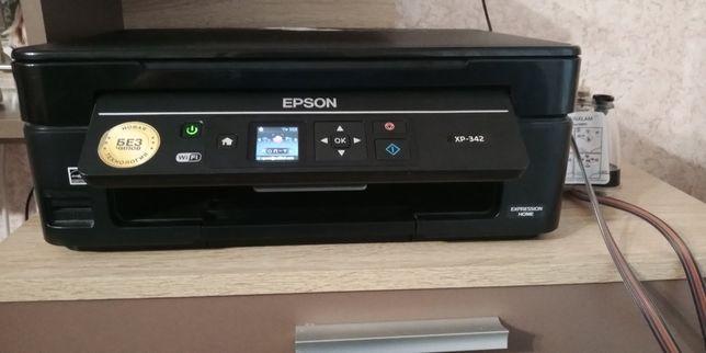 Принтер EPSON XP-342