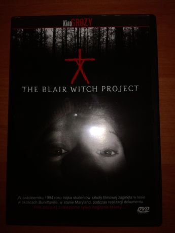 The Blair Witch Project (film na DVD)