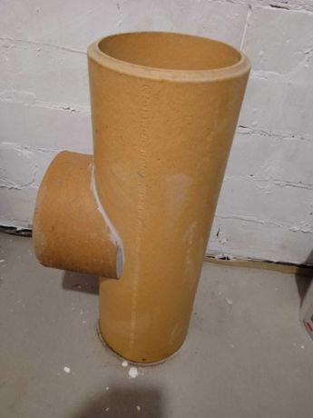 wklad do komina ceramiczny