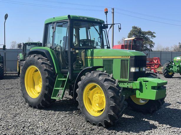 Трактор John Deere 6600 джон дір
