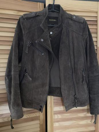 Куртка нат. замш