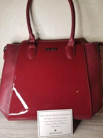 Женская сумка Италия фирмы DIANA&CO оригинал совершенно новая