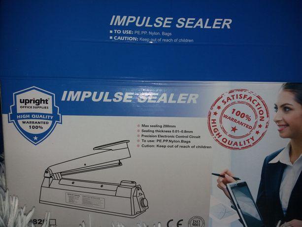 запайщик -свариватель для пакетов и полиэтиленовых изделий 200-300мм