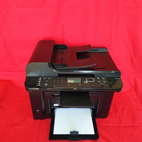 Гарантия год ! HP 1536 . Лазерный двусторонний сетевой принтер,копир.