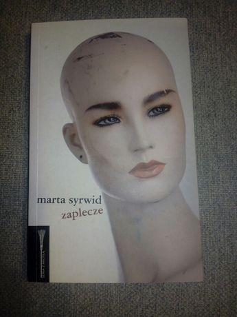 Marta Syrwid Zaplecze