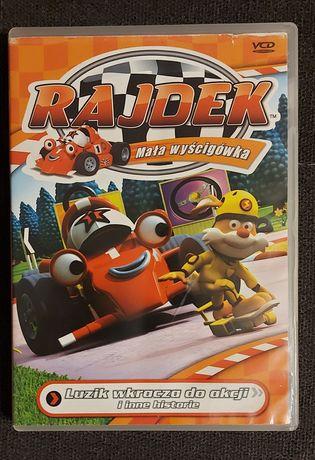 """Bajka na 1 płycie DVD """"Rajdek"""""""