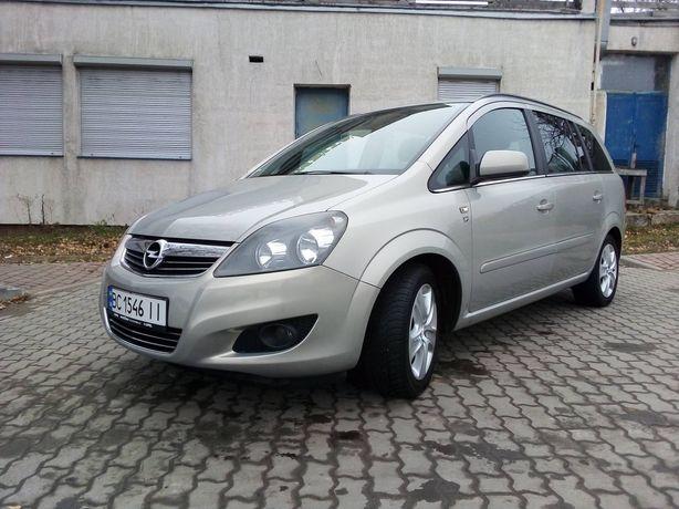 Opel Zafira 7 місць, 2010, Автомат