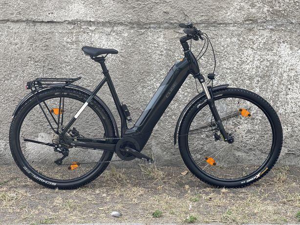 Электро Велосипед Cube 2021 года,Nuride Hybrid Pro 625, 432702–58 Easy