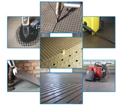 Улаштування підлог ПВХ панелями під ключ в короткі терміни