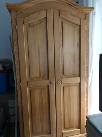 szafa drewniana vintage
