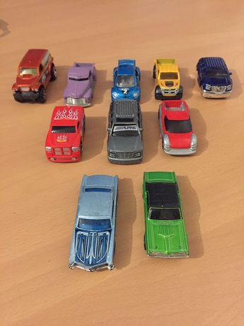 Carros minitura