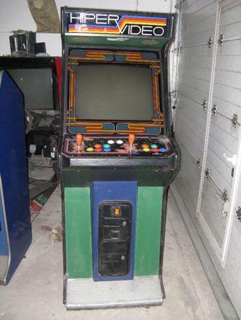 Maquina de diversão arcade com 620 jogos