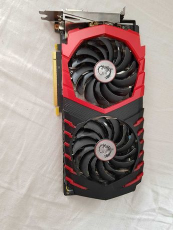 Karta graficzna MSI GeForce GTX 1060 GAMING X 6GB DDR5