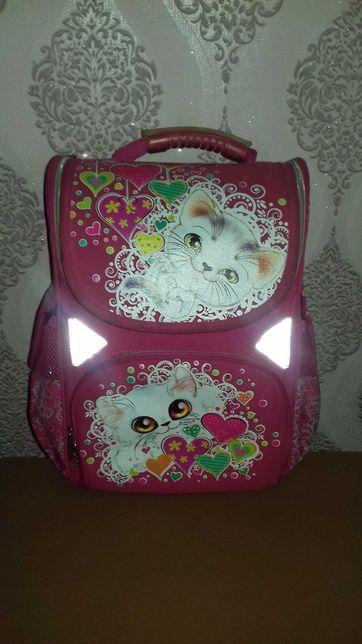 Рюкзак школьный для девочки Josef Otten.