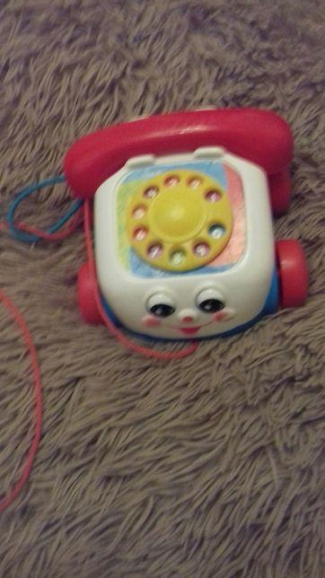 Телефон - каталка Fisher-Price