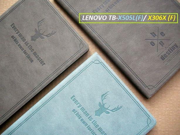 Чехол книжка Deer на силиконе Lenovo tab M10 Tb-X505L X505F, HD X306