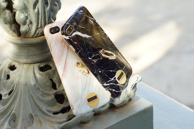 Ring Marmur etui Samsung S7 edge S8 S9 S10 e PLUS NOTE 8 9 Swarovsky