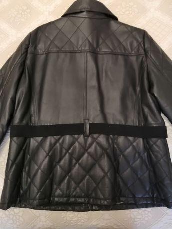 Кожаная куртка. /Италия/