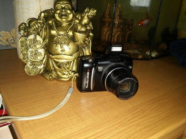 Canon PowerShot SX120 IS