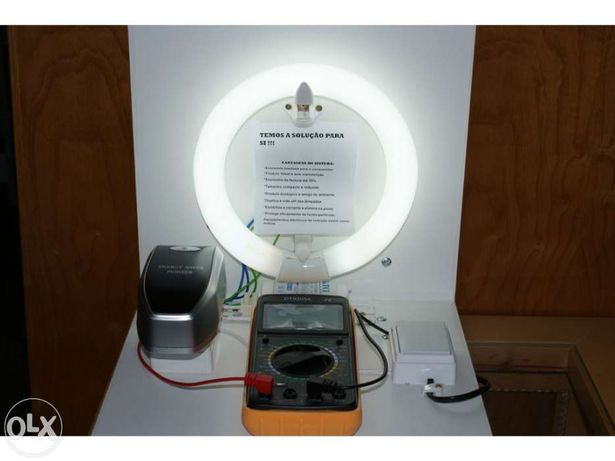 Redutor consumo energia eléctrica
