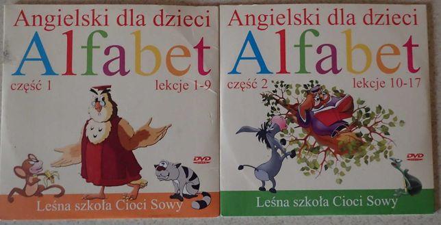 Angielski dla dzieci - Alfabet cz.1 i 2
