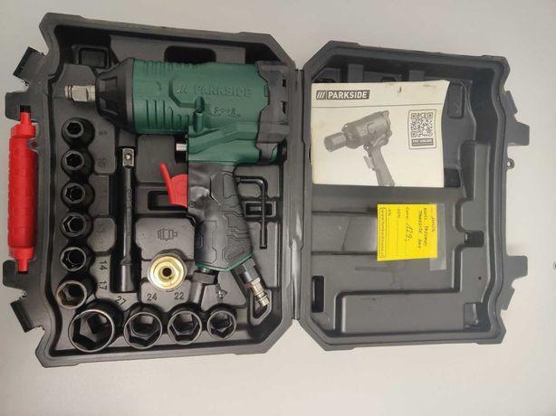 Klucz Udarowy Pneumatyczny ParkSide PDSS 310 B5 310nM * Lombard Madej