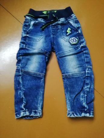 Spodnie r86