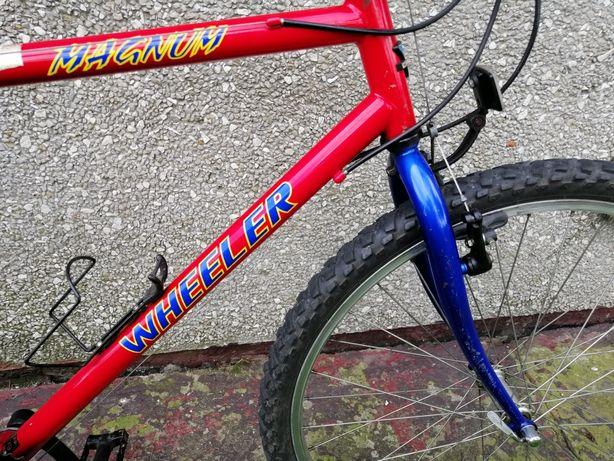 Rower górski, 1996r, Wheeler magnum sport line mountain 26