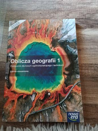 Oblicza geografii 1 zakres rozszerzony