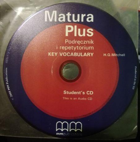 Matura Plus płyta podręcznik i repetytorium mm publications CD