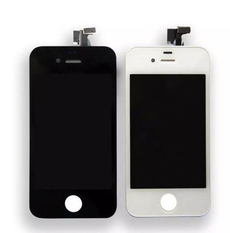 Ecra Lcd touch Visor Iphone 4 (Preto ou Branco) NOVO