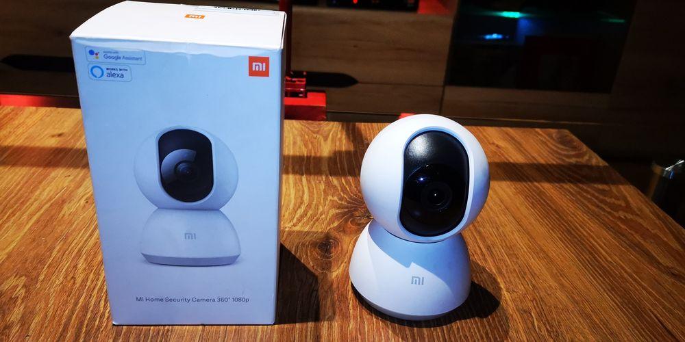 Kamerka Wi-Fi Mi Home 360' Szamocin - image 1