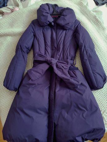 Пальто-пуховик - зима